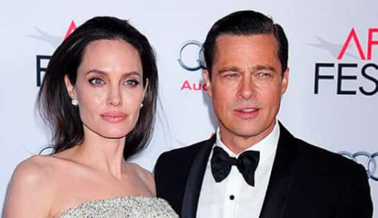 Angelina Jolie accuses Brad Pitt of DOMESTIC VIOLENCE with claims of 'proof' as their divorce case takes a sordid twist