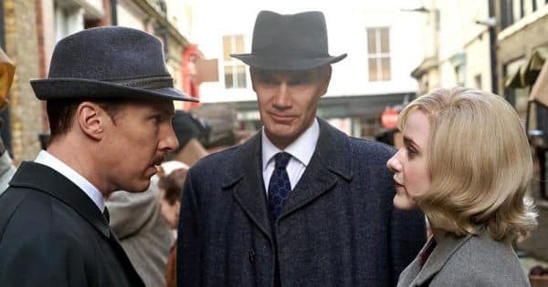 Benedict Cumberbatch's spy thriller is humane