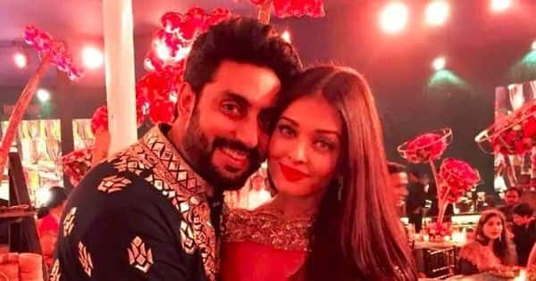 Abhishek Bachchan credits wife Aishwarya Rai Bachchan for putting his life 'back on track'
