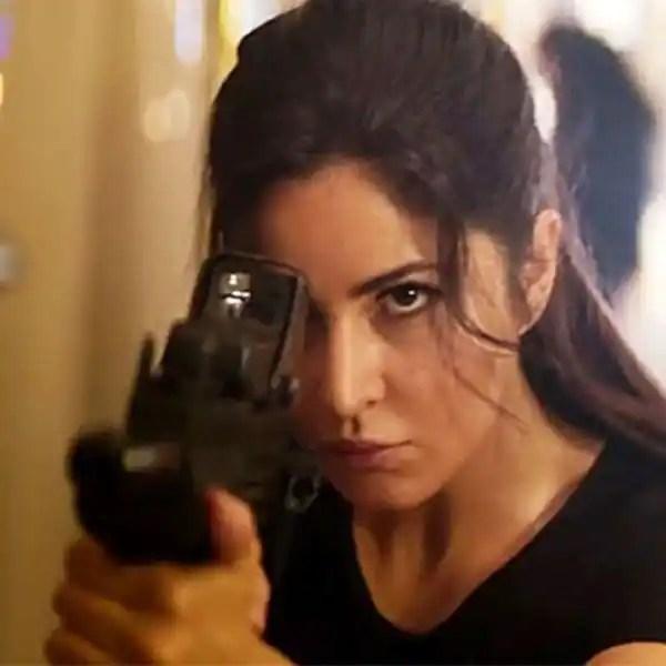 Katrina Kaif in Tiger 3