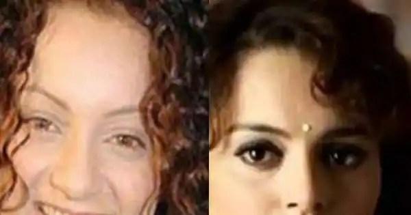 Kangana Ranaut, Priyanka Chopra and more actresses' facial transformation will leave you shocked and confused