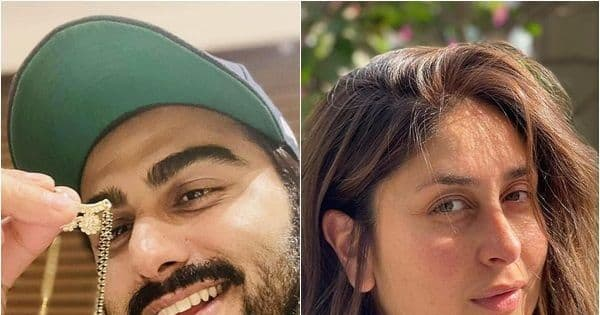 Arjun Kapoor flaunts a mangalsutra and it has a Kareena Kapoor Khan connect