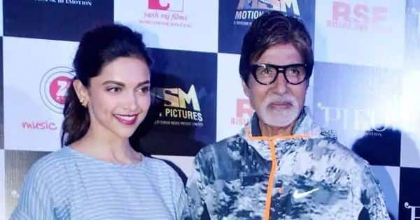 Confirmed! Amitabh Bachchan steps into late Rishi Kapoor's shoes for Deepika Padukone's The Intern remake