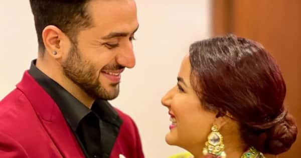 Jasmin Bhasin helps Aly Goni and his family with Iftaari preparations and JASLY fans can't keep calm — watch video