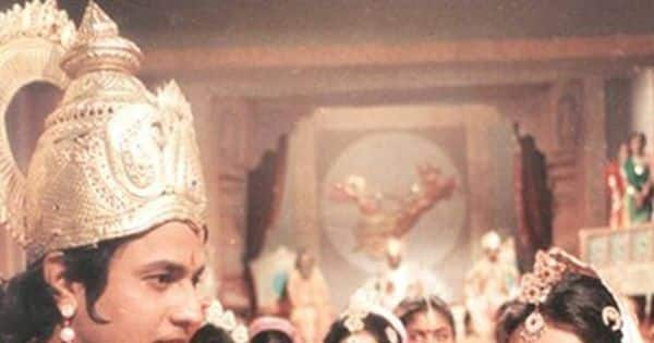 The second rerun of Ramanand Sagar's Ramayan on television again sparks a hilarious meme fest