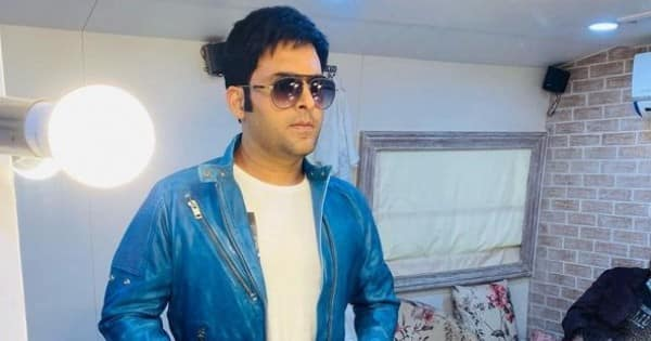 Comedian Kapil Sharma finally reveals the name of his baby boy