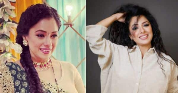 Anupamaa fame Rupali Ganguly's fabulous transformation will leave you stunned — view pics