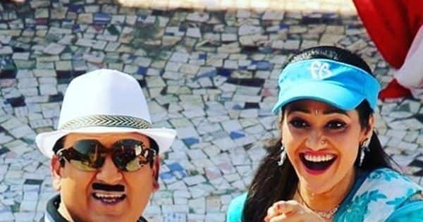 These BTS photos of Disha Vakani will make you yearn for her comeback