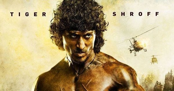 Tiger Shroff REACTS to the rumours of Prabhas replacing him in the Siddharth Anand directorial