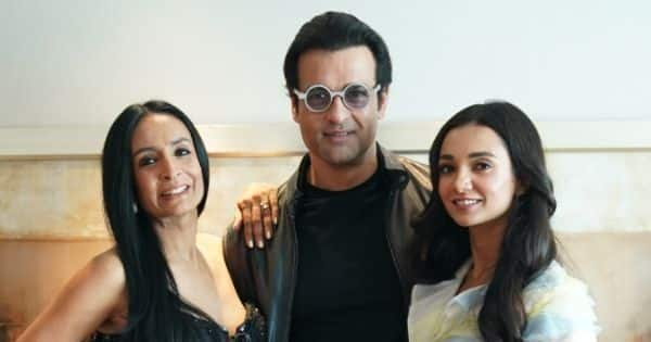 Suchitra Pillai sneers at Rohit Roy when he tells host Ira Dubey how he had to respect the former