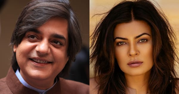 Did Chandrachur Singh feel INSECURE with Sushmita Sen taking the centre stage in Aarya? The actor spills the beans