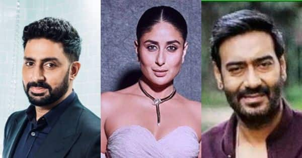 Ajay Devgn, Abhishek Bachchan, Kareena Kapoor Khan and other B-town actors are master in cooking