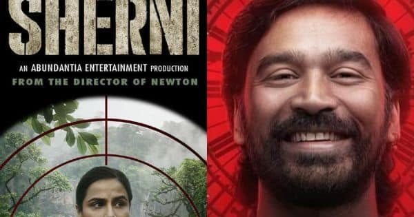 Sherni teaser impresses; Pa Ranjith's Victim in huge demand, excitement for Jagame Thandhiram trailer reaches peak