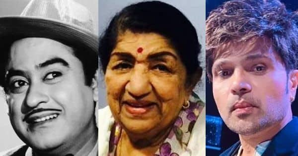 Himesh Reshammiya promises to release a duet by Kishore Kumar and Lata Mangeshkar that has never seen the light of day