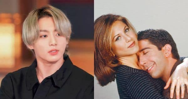 BTS' Jungkook helps staff post live shows; David Schwimmer 'Ross' and Jennifer Aniston 'Rachel' were actually crushing on each other