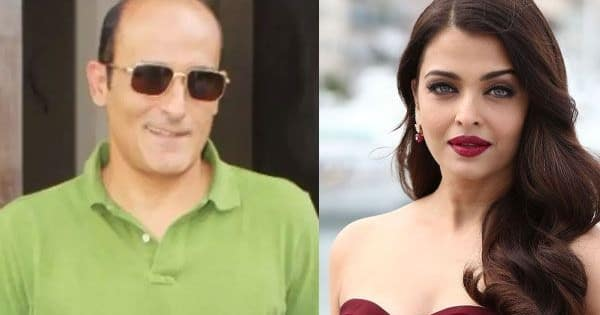 When Akshaye Khanna said he couldn't take his eyes off Aishwarya Rai Bachchan every time he met her – watch video