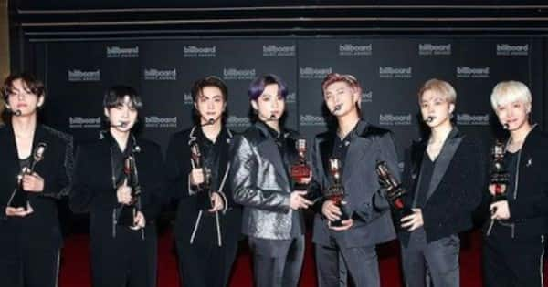 BTS and The Weeknd bag top honours