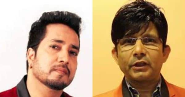 Mika Singh challenges KRK; here's how the latter REACTED