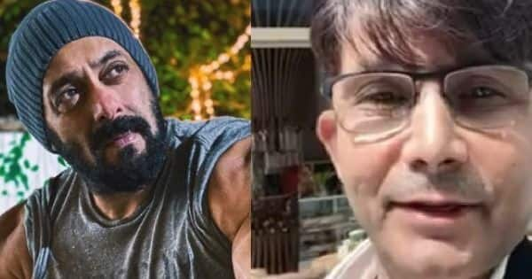 Salman Khan drags Kamaal R Khan to court; files defamation case against KRK for his Radhe review