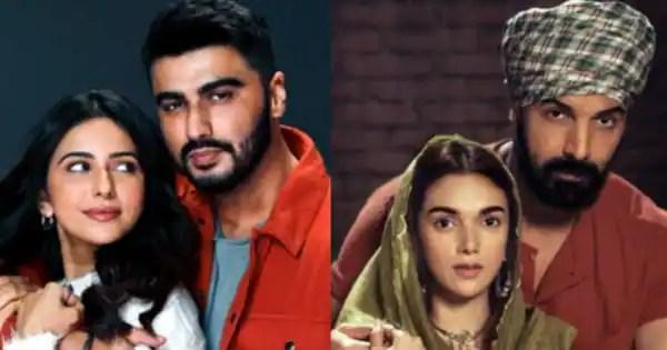 Arjun Kapoor-Rakul Preet Singh, John Abraham-Aditi Rao Hydari's chemistry is lovable