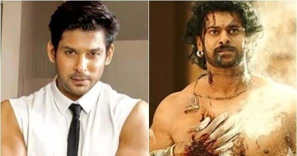 Sidharth Shukla REACTS to reports of him playing Meghnad, son of Ravana, in Prabhas-Saif Ali Khan starrer Adipurush