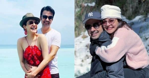 Newlywed Kajal Aggarwal calls husband Gautam Kitchlu her 'support system' – here are the moments that prove what she says