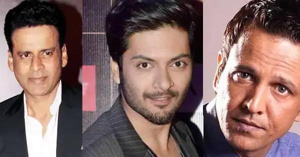 Manoj Bajpayee, Ali Fazal, Kay Kay Menon, Gajraj Rao, Harshvarrdhan Kapoor and others to star in Netflix anthology based on Satyajit Ray's short stories of love, lust, betrayal