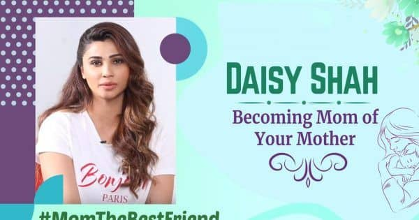 Daisy Shah credits her mom for giving her kids the wings to achieve their dreams [EXCLUSIVE VIDEO]