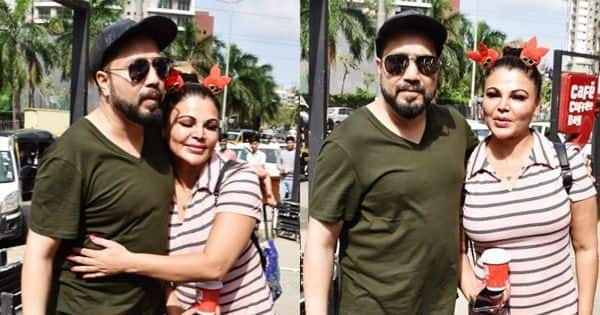 Rakhi Sawant and Mika Singh reunite years after their kiss controversy; former says, 'Abhi hum dost hai'