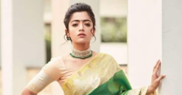 Rashmika Mandanna wishes to marry a Tamilian and 'become the daughter-in-law of Tamil Nadu'