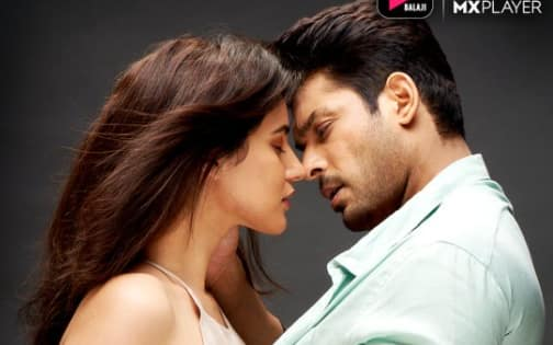 Sidharth Shukla shares a smoking hot poster of Sonia Rathee and himself with a special message for fans