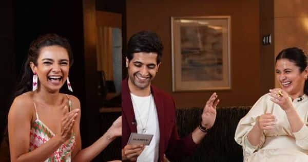 Rasika Dugal reveals to Ira Dubey how Akshay Oberoi's good looks turned into a curse for his career
