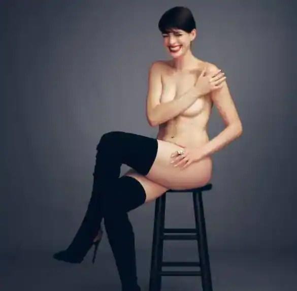 ऐनी हैथवे (Anne Hathaway)