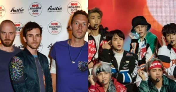 BTS and Coldplay may be coming together for a blockbuster collaboration and ARMY can't keep calm