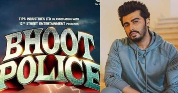 'Bhoot Police fits perfectly between Go Goa Gone and Stree'; Arjun Kapoor REVEALS the plot and character details [Exclusive Video]