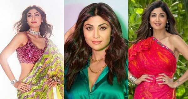All the times Shilpa Shetty Kundra made heads turn and hearts burn with her fashion choices