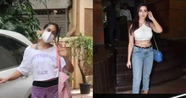 Kangana Ranaut, Nora Fatehi, Pooja Hegde, Sara Ali Khan and more viral celeb pictures of the day