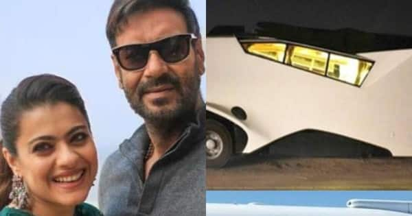 Here are the 5 MOST expensive things owned by Ajay Devgn