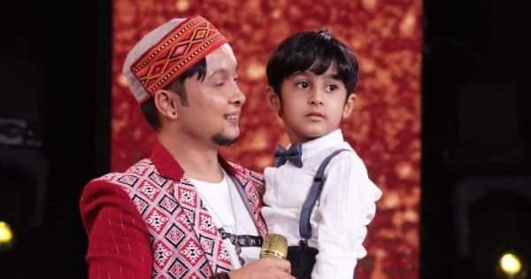 Pawandeep Rajan gifts his lucky cap to special little guest on the upcoming episode – here's why