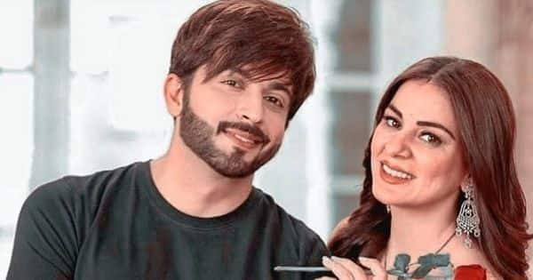 Shraddha Arya opens up about her off-screen chemistry with Dheeraj Dhoopar