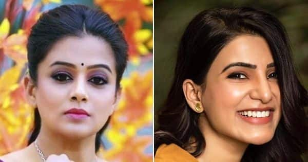The Family Man 2 actress Priyamani opens up on being fat-shamed multiple times, Samantha Akkineni shares her girl crush list and more
