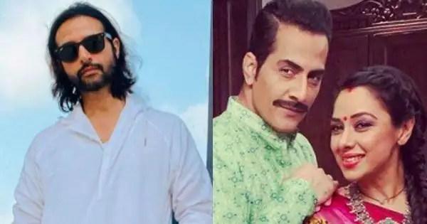 Apurva Agnihotri reveals why he left the Rupali Ganguly and Sudhanshu Pandey starrer