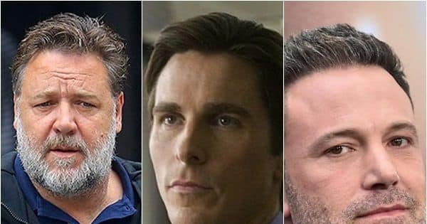 Before Russell Crowe, Christian Bale, Ben Affleck and others have featured in both Marvel and DC movies