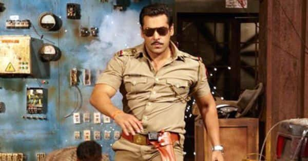 Salman Khan opens up about bringing Dabangg's Chulbul Pandey back but with a TWIST; says, 'I am incredibly proud of him'