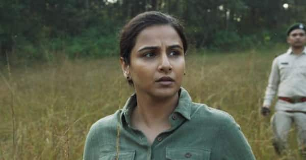 Vidya Balan reveals how she prepared for her role of a female forest officer in a man's world