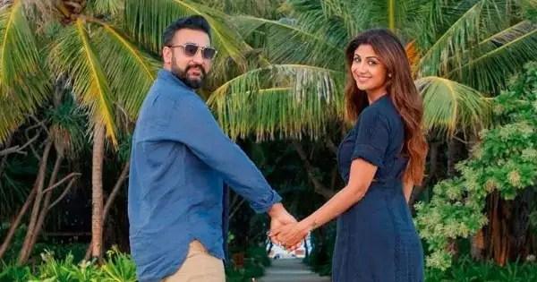 When Raj Kundra's efforts to woo Shilpa Shetty failed to impress the actress