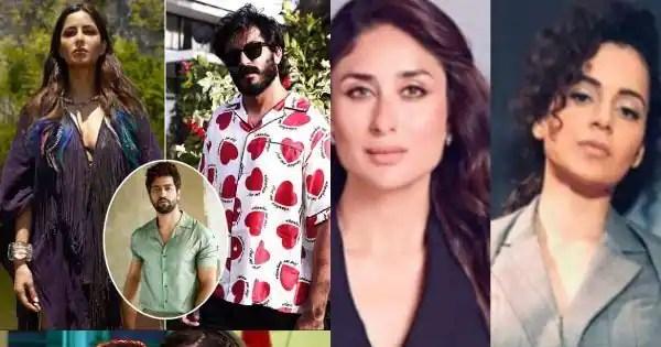 Kareena Kapoor brutally trolled, Yami Gautam's new mehndi video, Katrina Kaif livid with Harsh Varrdhan Kapoor