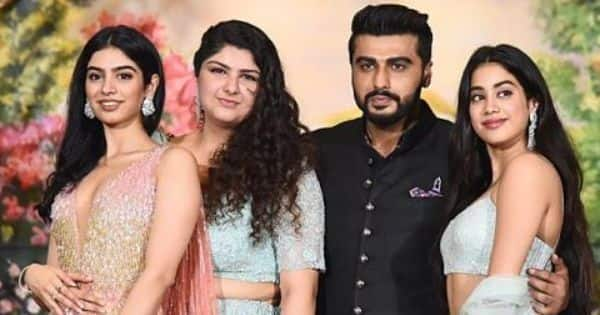 Arjun Kapoor makes a MAJOR revelation about Anshula and its equation with Janhvi and Khushi Kapoor – read deets