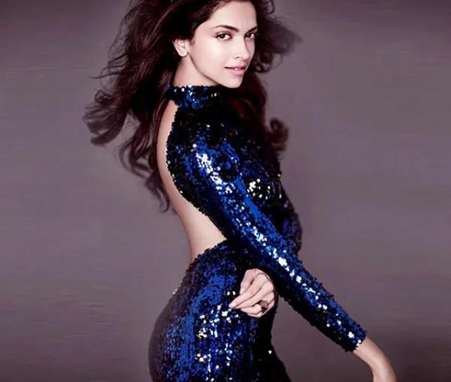 Deepika Padukone Flaunts Back In Sexy Dress