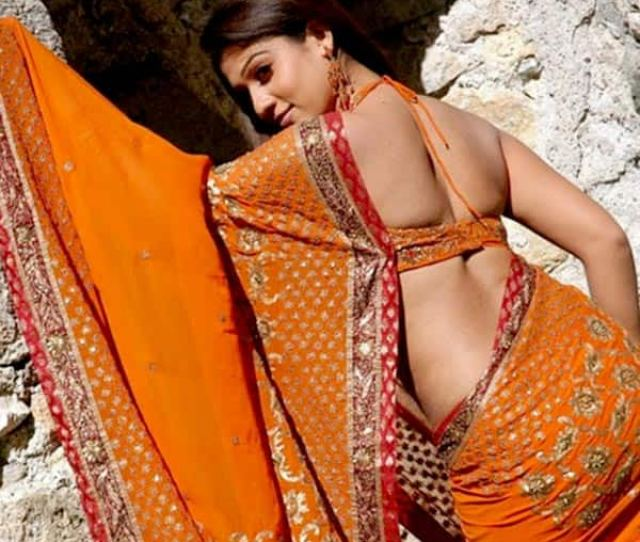 Only Nayanthara Can Look Sexy In A Saree